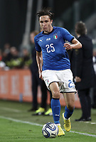 International friendly football match Italy vs The Netherlands, Allianz Stadium, Turin, Italy, June 4, 2018. <br /> Italy's Federico Chiesa in action during the international friendly football match between Italy and The Netherlands at the Allianz Stadium in Turin on June 4, 2018.<br /> UPDATE IMAGES PRESS/Isabella Bonotto