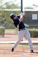 Rich Poythress, Seattle Mariners 2010 minor league spring training..Photo by:  Bill Mitchell/Four Seam Images.