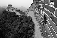 China, Juyongguan gate on Great Wall of China (Licence this image exclusively with Getty: http://www.gettyimages.com/detail/74583262 )