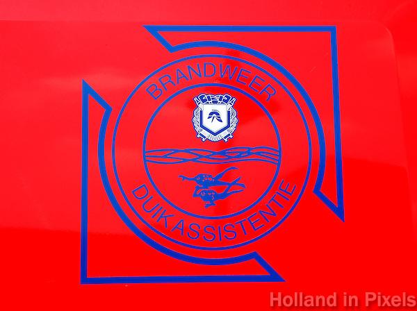 Logo van de Brandweer Duikassistentie