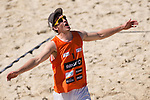 10.05.2015, Muenster, Schlossplatz<br /> smart beach tour, Supercup MŸnster / Muenster, Halbfinale<br /> <br /> Jubel Lars FlŸggen / Flueggen<br /> <br />   Foto &copy; nordphoto / Kurth