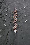 University of Washington men's, college crew, Rowing, race, Opening Day Regatta, Seattle, Washington,