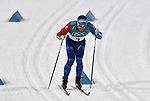 Richard Jouve (FRA). Mens sprint classic qualification. Cross country skiing. Alpensia Croos-Country skiing centre. Pyeongchang2018 winter Olympics. Alpensia. Republic of Korea. 13/02/2018. ~ MANDATORY CREDIT Garry Bowden/SIPPA - NO UNAUTHORISED USE - +44 7837 394578
