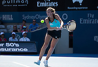 KAROLINA PLISKOVA (CZE)<br /> <br /> Apia International <br /> Tennis - Apia International, 2016  - Tournament - Sydney Olympic Park, Sydney, New South Wales, Australia, January 2016<br /> <br /> &copy; AMN IMAGES / FREY