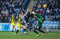 Coventry City v Burton Albion - 16.01.2016