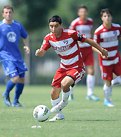 Frisco - Texas, Thursday, June 28, 2012:   U17/U18 USSDA play off games.