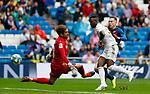 Real Madrid CF's Vinicius Jr during La Liga match. Aug 24, 2019. (ALTERPHOTOS/Manu R.B.)