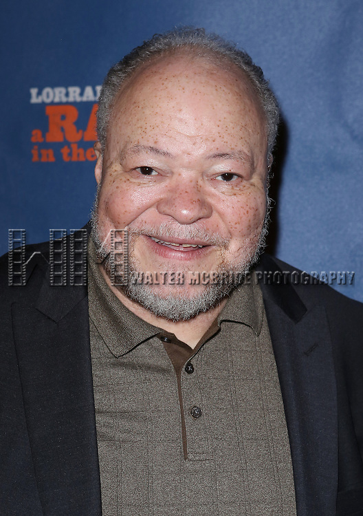 "Stephen McKinley attends the Broadway Opening Night After Party for  ""A Raisin In The Sun"" at Tribeca Rooftop on April 3, 2014 in New York City."
