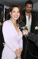NEW YORK, NY - JANUARY 29: Sarah Shahi at the US film premiere of Warner Bros. Pictures Bullet To The Head at AMC Lincoln Square in New York City. January 29, 2013. Credit: RW/MediaPunch Inc.