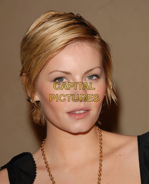 ELISHA CUTHBERT.attends The 2 B Free Fashion Show held at Boulevard3  in Hollywood, LA, California, USA, March 19 2007..portrait headshot.CAP/DVS.©Debbie VanStory/Capital Pictures