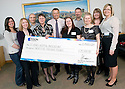 AEGON Charity Cheque Presentations 2011