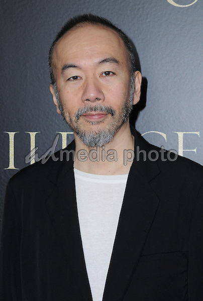 """05 January 2017 - West Hollywood, California - Shinya Tsukamoto. """"Silence"""" Los Angeles Premiere held at the Directors Guild of America. Photo Credit: Birdie Thompson/AdMedia"""