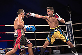 Danish Fight Night i Ceres Arena Aarhus <br /> Ali Mohammed (Denmark) vs Jefferson Vargas (Ecuador)