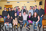 30th Birthday : Mike Lynch, Ballybunion celebrating his 30th with family 7 friends at The Cashen Bar, Ballybunion on Saturday night last.