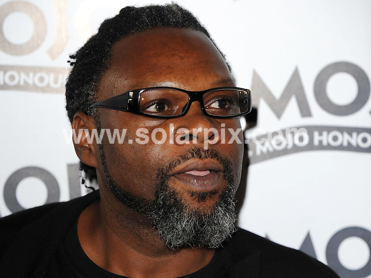 **ALL ROUND PICTURES FROM SOLARPIX.COM**.**WORLDWIDE SYNDICATION RIGHTS**.Red carpet arrivals at the Mojo Honours 2008. Held at the Brewery, Chiswell Street, London, UK. June 16, 2008...This pic: Jazzie B..JOB REF: 6650 SSD     DATE: 16_06_2008.**MUST CREDIT SOLARPIX.COM OR DOUBLE FEE WILL BE CHARGED* *UNDER NO CIRCUMSTANCES IS THIS IMAGE TO BE REPRODUCED FOR ANY ONLINE EDITION WITHOUT PRIOR PERMISSION*