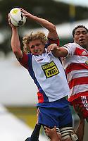 080906 Heartland Championship Rugby - Horowhenua-Kapiti v West Coast