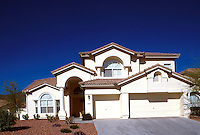 An upscale home in Scottsdale Arizona, home, house, suburbs, 10-5000. Scottsdale Arizona United States.