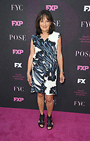 "WEST HOLLYWOOD, CA - AUGUST 9: Sherry Marsh, at Red Carpet Event For FX's ""Pose"" at Pacific Design Center in West Hollywood, California on August 9, 2019. <br /> CAP/MPIFS<br /> ©MPIFS/Capital Pictures"