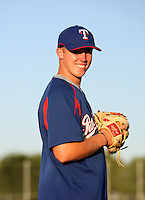 Robbie Ross / AZL Rangers..Photo by:  Bill Mitchell/Four Seam Images