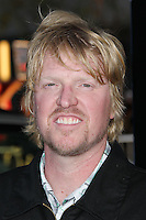 """LOS ANGELES, CA, USA - APRIL 16: Jake Busey at the Los Angeles Premiere Of Open Road Films' """"A Haunted House 2"""" held at Regal Cinemas L.A. Live on April 16, 2014 in Los Angeles, California, United States. (Photo by Xavier Collin/Celebrity Monitor)"""