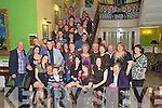 Leanne Casey, Woodlawn Road, Killarney, pictured with family and friends as she celebrated her 18th birthday in the Dromhall Hotel, Killarney on Saturday night.......................
