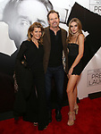 Jack Coleman and family attend the Broadway Opening Night Performance of 'Present Laughter' at St. James Theatreon April 5, 2017 in New York City