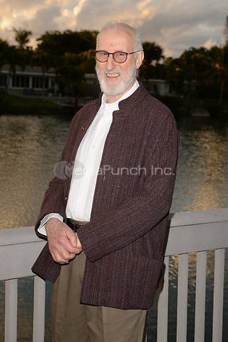 FORT LAUDERDALE, FL - JANUARY 11: James Cromwell poses for a portrait at PETA's annual Hero of Animals Awards at Sublime Restaurant & Bar on January 11, 2018 in Fort Lauderdale, Florida Credit: mpi04/MediaPunch