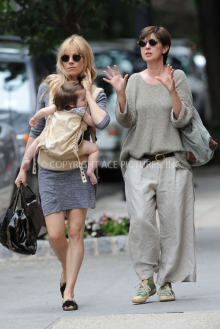 WWW.ACEPIXS.COM<br /> June 8, 2013...New York City <br /> <br /> Sienna Miller, Marlowe Sturridge and Phoebe Nicholls visit a Flea Market in the West Village the  on June 8, 2013 in New York City.<br /> <br /> Please byline: Kristin Callahan... ACE<br /> Ace Pictures, Inc: ..tel: (212) 243 8787 or (646) 769 0430..e-mail: info@acepixs.com..web: http://www.acepixs.com