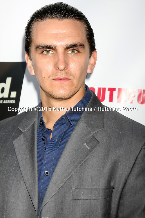 "LOS ANGELES - JUL 22:  Leo Oliva at the ""Youthful Daze"" Season 4 Premiere Party at the Bugatta Supper Club on July 22, 2015 in Los Angeles, CA"