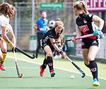 AMSTELVEEN - Hockey - Hoofdklasse competitie dames. AMSTERDAM-DEN BOSCH (3-1). Floor de Haan (A'dam)     COPYRIGHT KOEN SUYK