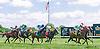 Sunny Maria winning at Delaware Park on 7/22/15