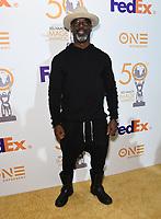 09 March 2019 - Hollywood, California - Isaiah Washington. 50th NAACP Image Awards Nominees Luncheon held at the Loews Hollywood Hotel. Photo Credit: Birdie Thompson/AdMedia