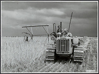 Modern Mechamized agriculture