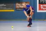 Stine Kurz (Mannheimer HC) am Ball beim Spiel der Hockey Bundesliga Damen, TSV Mannheim (hell) - Mannheimer HC (dunkel).<br /> <br /> Foto © PIX-Sportfotos *** Foto ist honorarpflichtig! *** Auf Anfrage in hoeherer Qualitaet/Aufloesung. Belegexemplar erbeten. Veroeffentlichung ausschliesslich fuer journalistisch-publizistische Zwecke. For editorial use only.