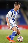 Real Sociedad's David Concha during La Liga match. August 21,2016. (ALTERPHOTOS/Acero)
