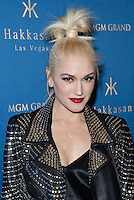 LAS VEGAS, NV - April 26 : Gwen Stefani  pictured at Hakkasan at MGM Grand in Las Vegas, NV on April 26, 2014. © Kabik/ Starlitepics /NortePhoto