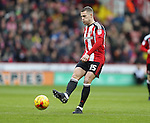 Paul Coutts of Sheffield Utd during the English League One match at Bramall Lane Stadium, Sheffield. Picture date: December 31st, 2016. Pic Simon Bellis/Sportimage