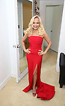 Kristin Chenoweth backstage during the Opening Night of Kristin Chenoweth - 'My Love Letter To Broadway'  at the Lunt-Fontanne Theatre on November 2, 2016 in New York City.