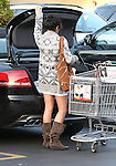 .4-3-09.Exclusive.vanessa hudgens shopping at Ralphs supermarket for some Easter Candy and Fruit .Studio City California near Los Angeles ...AbilityFilms@yahoo.com.805-427-3519.www.AbilityFilms.com