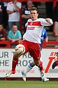 Luke Freeman of Stevenage. Stevenage v Peterborough - PSF - Lamex Stadium, Stevenage . - 4th August, 2012. © Kevin Coleman 2012