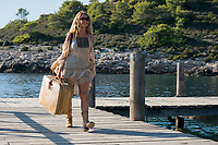 MAMMA MIA! HERE WE GO AGAIN (2018)<br /> LILY JAMES<br /> *Filmstill - Editorial Use Only*<br /> CAP/FB<br /> Image supplied by Capital Pictures