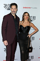 "LOS ANGELES - OCT 15:  Joe Manganiello, Sofia Vergara at the ""Jay & Silent Bob Reboot"" Los Angeles Premiere at the TCL Chinese Theater on October 15, 2019 in Los Angeles, CA"