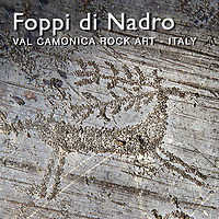 Pictures of Prehistoric Rock Carvings - Riserva Naturale Incisioni Rupestri, Valcamonica, Italy