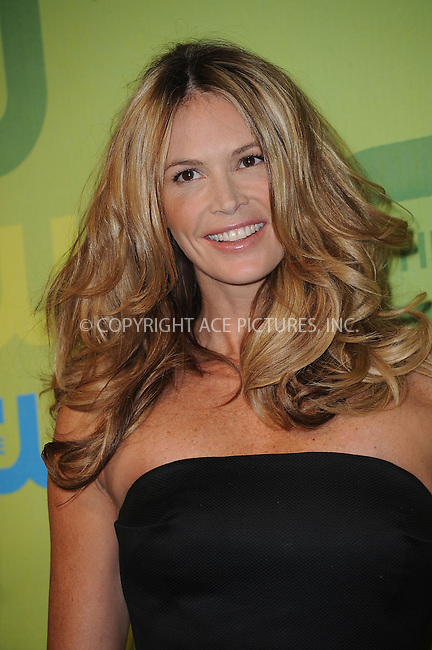 WWW.ACEPIXS.COM . . . . . ....May 21 2009, New York City....Elle Macpherson arriving at the 2009 The CW Network UpFront at Madison Square Garden on May 21, 2009 in New York City.....Please byline: KRISTIN CALLAHAN - ACEPIXS.COM.. . . . . . ..Ace Pictures, Inc:  ..tel: (212) 243 8787 or (646) 769 0430..e-mail: info@acepixs.com..web: http://www.acepixs.com