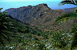 La Gomera, Canary Islands,Spain