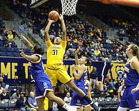 Cal Basketball W vs UC Riverside, November 18, 2016