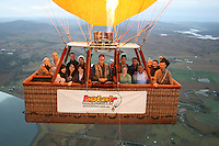 20130705 July 05 Hot Air Balloon Gold Coast