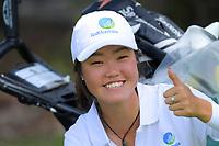 Grace Kim. 2018 Annika Australiasia Invitational Junior-Am at Royal Wellington Golf Club in Upper Hutt, Wellington, New Zealand on Friday, 14 December 2018. Photo: Dave Lintott / lintottphoto.co.nz