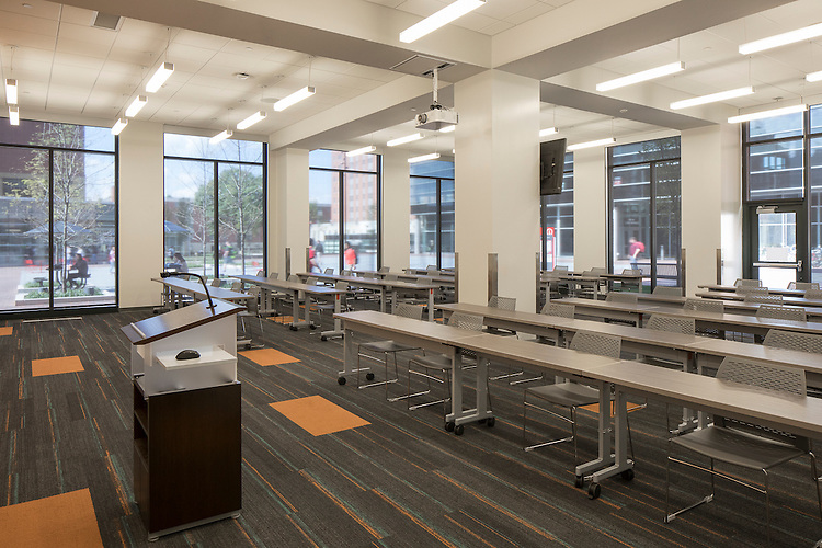 The Ohio State University North Residential District Transformation   HKS, Acock Associates Architects, Schooley Caldwell Associates Architects, Messer Construction, Korda Engineering, SMBH, Inc. and KZF Design