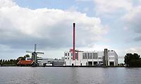 Nederland -  Zaandam- 2019.  Fabriek van Duyvis aan de Zaan.  Foto Berlinda van Dam / Hollandse Hoogte